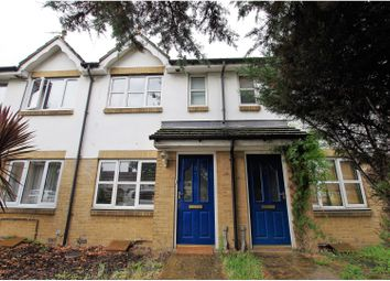Thumbnail 3 bed terraced house for sale in Tunnel Avenue, London