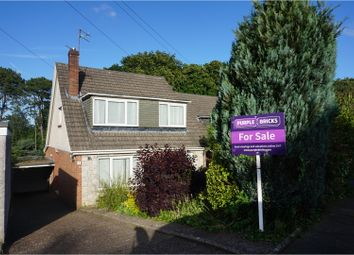 Thumbnail 4 bed detached house for sale in Tarrws Close, Wenvoe