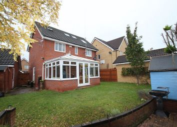 Thumbnail 4 bedroom detached house for sale in Gordon Godfrey Way, Horsford, Norwich