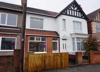 Thumbnail 3 bed terraced house for sale in Fuller Street, Cleethorpes