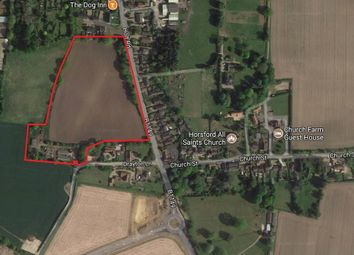 Thumbnail Commercial property for sale in Horsford, Norwich, Norfolk