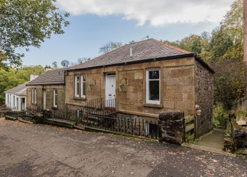 Thumbnail 2 bedroom flat for sale in Burnbrae Cottage, Mill Brae, Bridge Of Weir