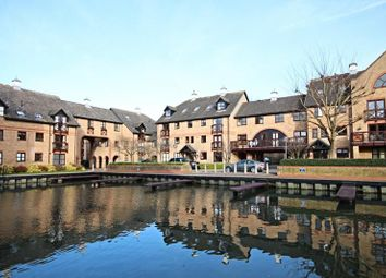 Thumbnail 1 bed flat to rent in Lawrence Moorings, Sawbridgeworth, Herts