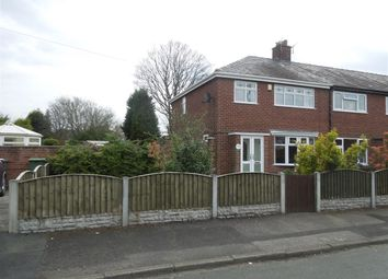 Thumbnail 3 bedroom semi-detached house to rent in Small Crescent, Warrington