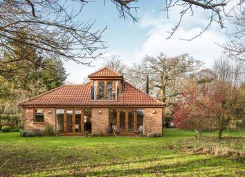 Thumbnail 3 bed bungalow for sale in Bramerton, Norwich, Norfolk