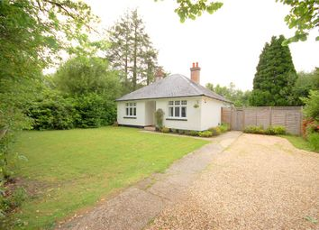 Thumbnail 2 bed detached bungalow for sale in Wimborne Road West, Wimborne