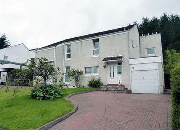 Thumbnail 4 bedroom semi-detached house for sale in Glen Gairn, St. Leonards, East Kilbride