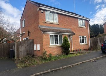 3 bed detached house for sale in Edwinstowe Close, Brierley Hill DY5
