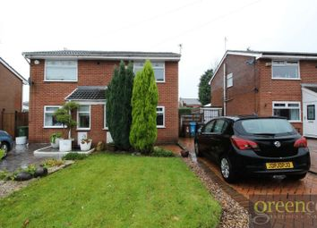 Thumbnail 2 bed semi-detached house to rent in Hilary Avenue, Oldham