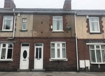 Thumbnail 2 bed terraced house to rent in Clifford Street, Cudworth, Barnsley