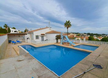 Thumbnail 5 bed chalet for sale in Calpe, Alicante, Spain