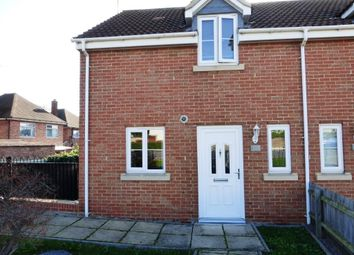Thumbnail 2 bed semi-detached house to rent in London Road, Peterborough