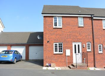 Thumbnail 3 bed semi-detached house to rent in Sterlings Way, Okehampton