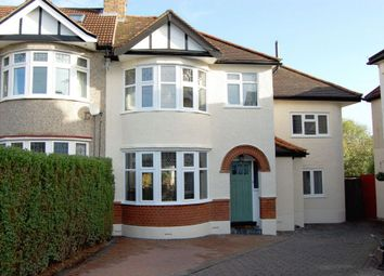 Thumbnail 4 bed end terrace house for sale in Parkway, Woodford Green