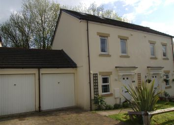 Thumbnail 3 bed semi-detached house to rent in Vicks Meadow, Hatherleigh, Okehampton