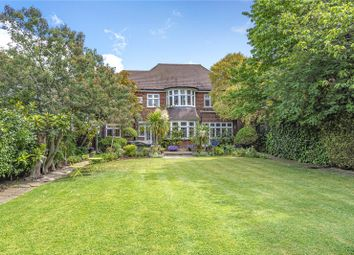 Thumbnail 5 bed detached house for sale in Milverton Road, Brondesbury Park, London