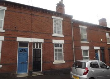 Thumbnail 3 bed terraced house for sale in Stepping Lane, Derby, Derbyshire