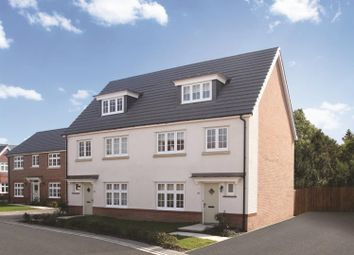 Thumbnail 4 bed town house for sale in Thanet Way, Herne Bay