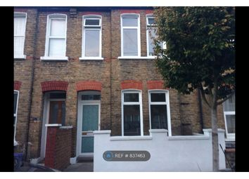 Thumbnail 3 bed terraced house to rent in Denison Road, London