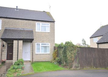 Thumbnail 1 bed end terrace house for sale in Foxes Bank Drive, Cirencester