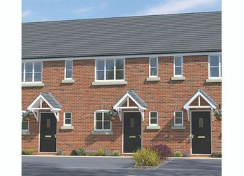 Thumbnail 2 bedroom terraced house for sale in Murrayfield Avenue, Greylees, Sleaford, Lincolnshire