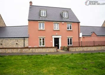 Thumbnail 5 bed detached house for sale in Merton Green, Caerwent, Caldicot, Monmouthshire