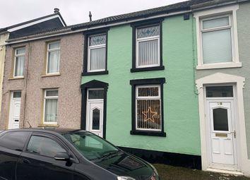 Thumbnail 2 bedroom terraced house for sale in Thurston Road, Pontypridd