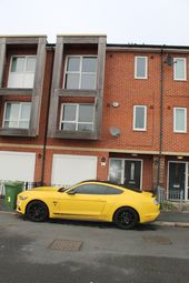 Thumbnail 5 bed town house for sale in Turing Close, Manchester