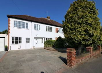 Thumbnail 6 bed semi-detached house for sale in Pettits Lane, Romford