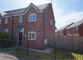 Thumbnail 3 bed semi-detached house to rent in Addenbrooke Drive, Liverpool