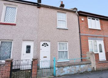 Thumbnail 2 bed terraced house to rent in Castle Street, Swanscombe