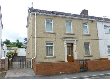 Thumbnail 3 bed semi-detached house for sale in Stepney Road, Garnant, Ammanford, Carmarthenshire.
