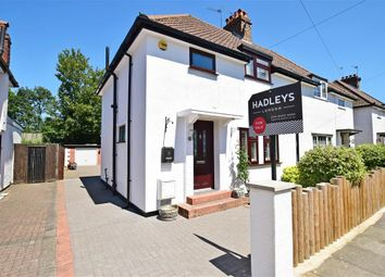 Thumbnail 3 bed semi-detached house for sale in Godwin Road, Bromley, Kent
