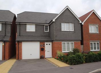 Thumbnail 4 bed detached house for sale in Tabby Drive, Three Mile Cross