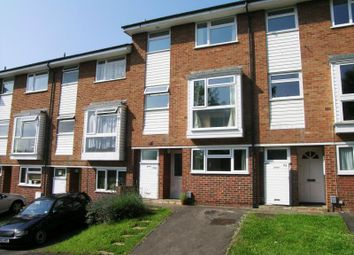 Thumbnail 4 bed terraced house to rent in Guildford Park Avenue, Guildford, Surrey