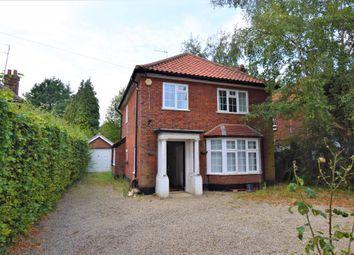 Thumbnail 4 bed detached house for sale in Larkman Lane, Norwich