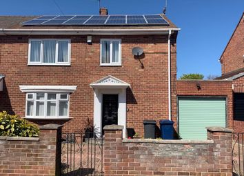 3 bed semi-detached house for sale in Brockley Avenue, South Shields NE34