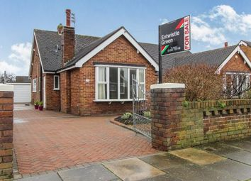 Thumbnail 2 bedroom bungalow for sale in Walmer Road, Lytham, St. Annes, Lancashire