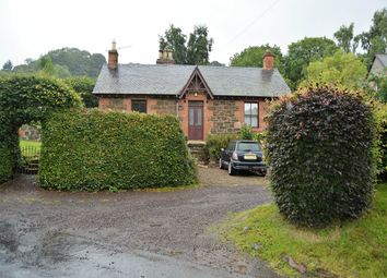 Thumbnail 2 bed cottage to rent in Knapp, Inchture, Perthshire