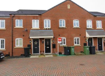 Thumbnail 2 bed terraced house for sale in Rainsford Crescent, Kidderminster