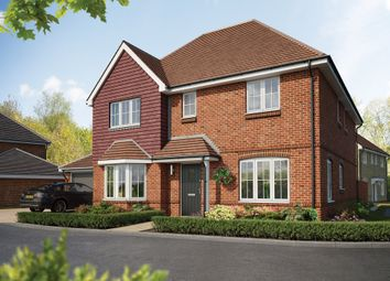 Thumbnail 4 bed detached house for sale in Old Guildford Road, Broadbridge Heath, Horsham