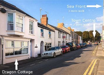 Thumbnail 4 bed terraced house to rent in Trafalgar Road, Tenby