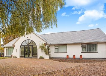 Thumbnail 4 bed detached bungalow for sale in Cliff Road, Wellingore, Lincoln