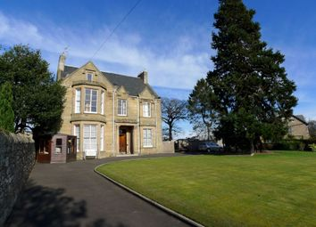Thumbnail 7 bed detached house for sale in Castlefield House, 3 East Road, Cupar