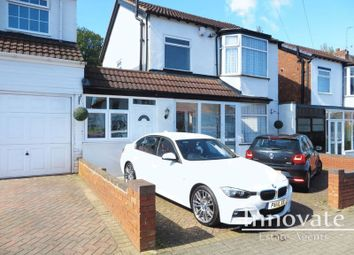 Thumbnail 4 bed semi-detached house for sale in Bernard Road, Edgbaston, Birmingham