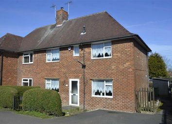 Thumbnail 3 bed semi-detached house for sale in Birkinstyle Avenue, Stonebroom, Alfreton