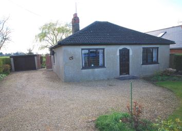 3 bed detached bungalow for sale in Bourne Road, Pode Hole, Spalding PE11
