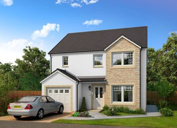 Thumbnail 4 bedroom detached house for sale in The Wemyss, Strathord Park, Linn Road, Stanley, Perth & Kinross