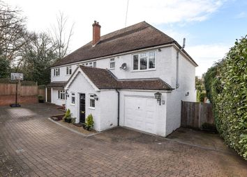 Thumbnail 5 bed detached house for sale in Upper Bourne Lane, Wrecclesham, Farnham