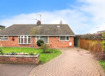 3 bed semi-detached bungalow for sale in St. Hilda Road, Caister-On-Sea, Great Yarmouth NR30